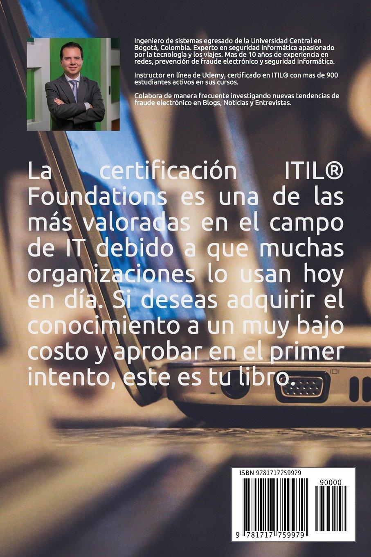 Hermosa Certificación Itil En Línea Colección - Certificado Actas de ...