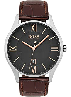 Boss GOVERNOR CLASSIC 1513484 Mens Wristwatch Classic & Simple