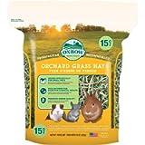 OXBOW Orchard Grass, 15 Ounce Bag
