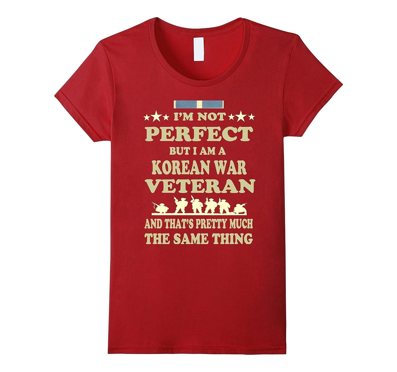 Korean Conflict Memorial Day Korean Vet Shirt Veteran's Day