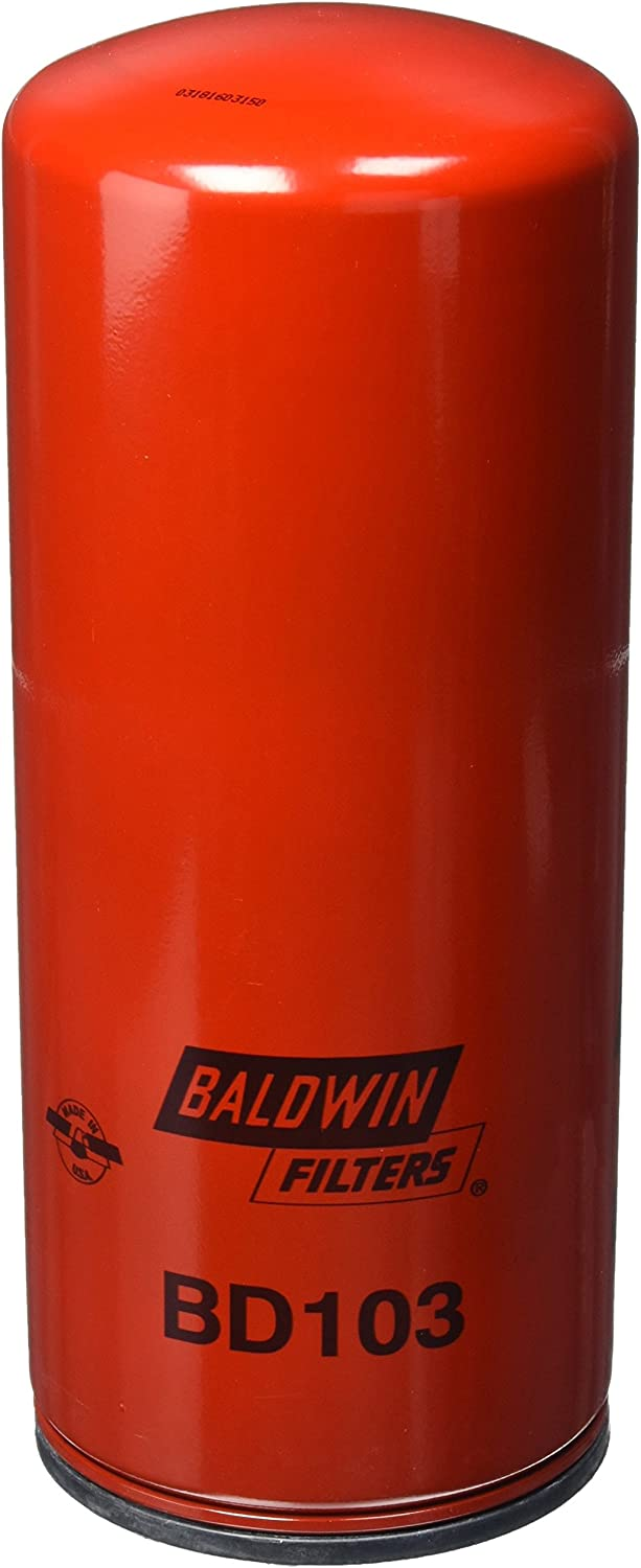 Baldwin BD103 Heavy Duty Lube Spin-On Filter