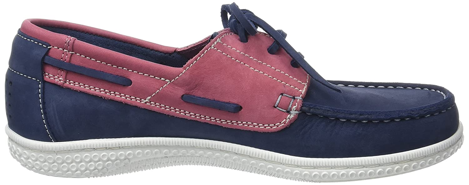 Yolles D8, Chaussures Bateau Hommes, Rose (Goyave Outremer), 42 EUTBS