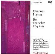Brahms: German Requiem (A)