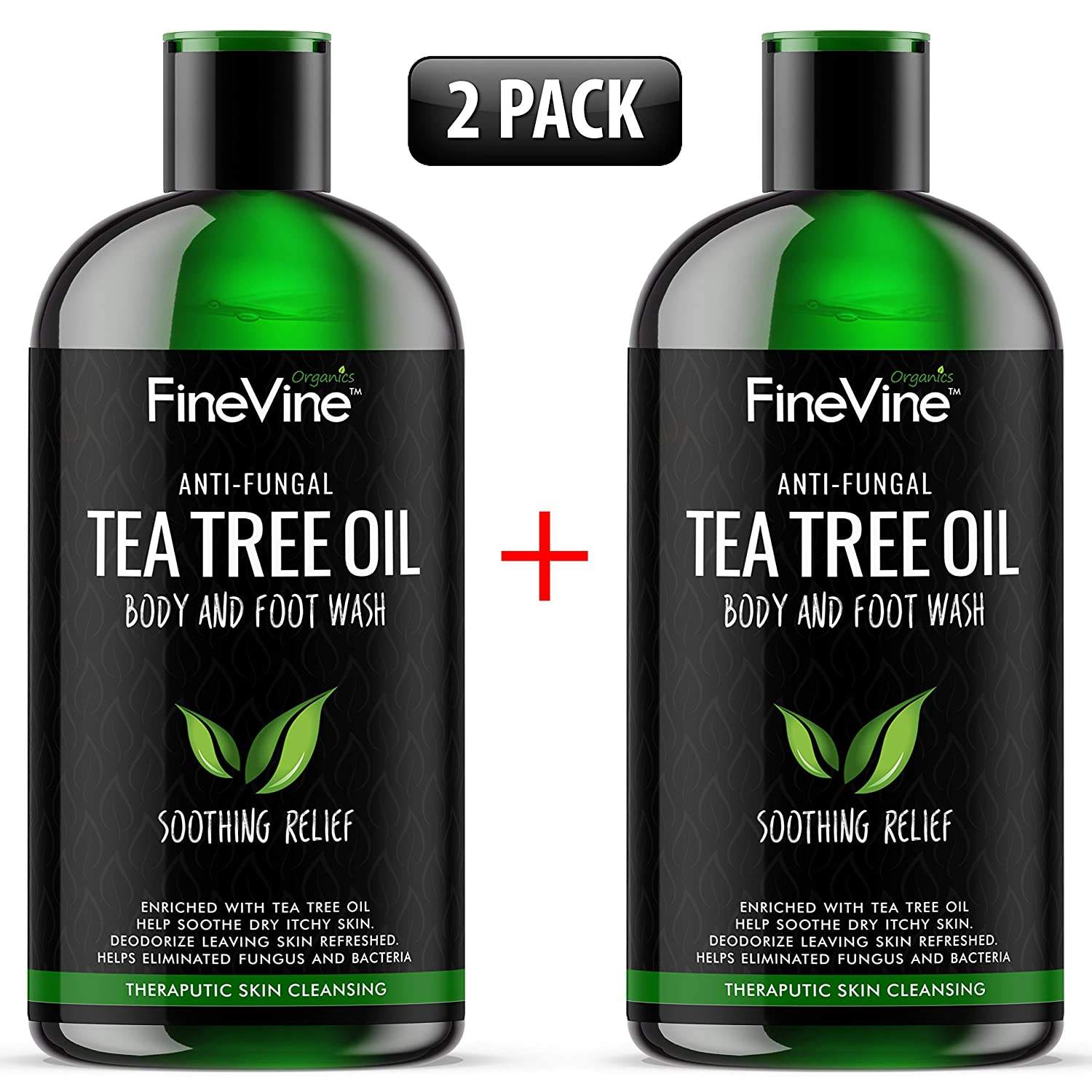 Tea Tree Oil Antifungal Nail Treatment
