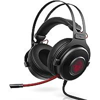 Omen by HP 800 1KF76AA Gaming Headset (für PC, Notebook, PS4, Xbox One, Desktop und mobile Geräte) schwarz