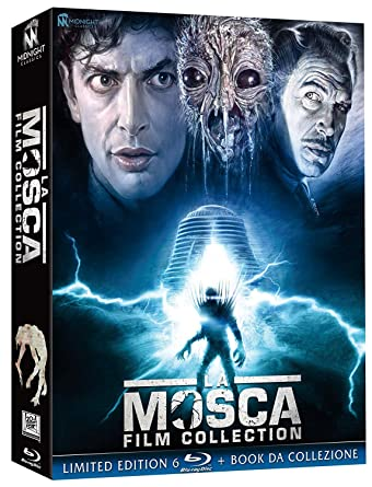 La Mosca Collection (1958-1989) 6 Bluray 1080p AVC Ita Eng DTS-HD 5.1 MA TRL