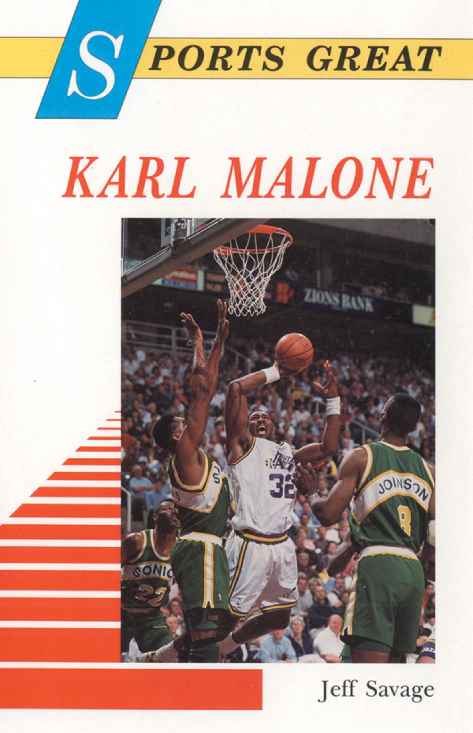 Sports Great Karl Malone (Sports Great Books)