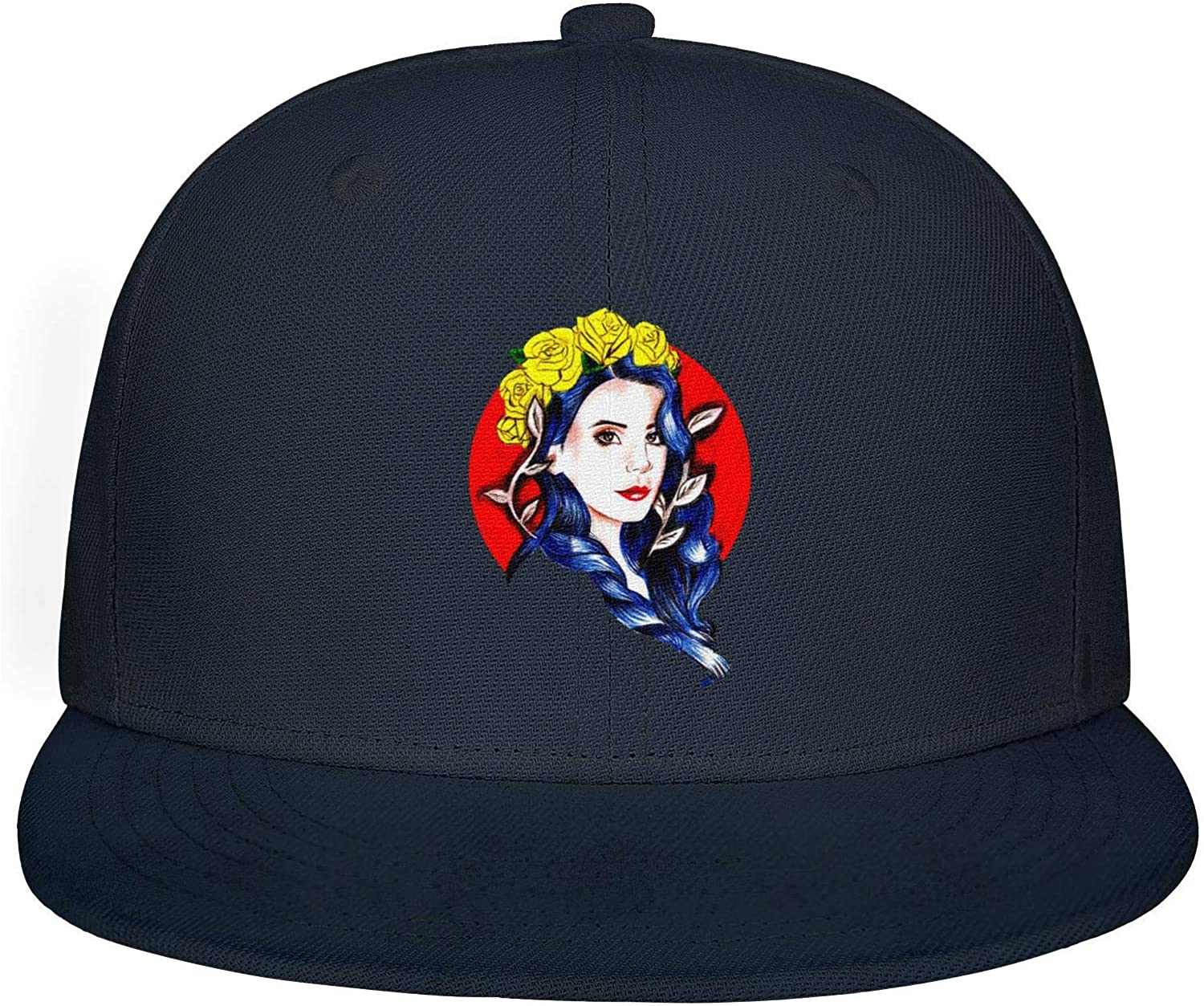 Lana-Del-Rey-red-Logo Cool Truck Driver Hat Men//Women Adjustable Stylish Sports Hat