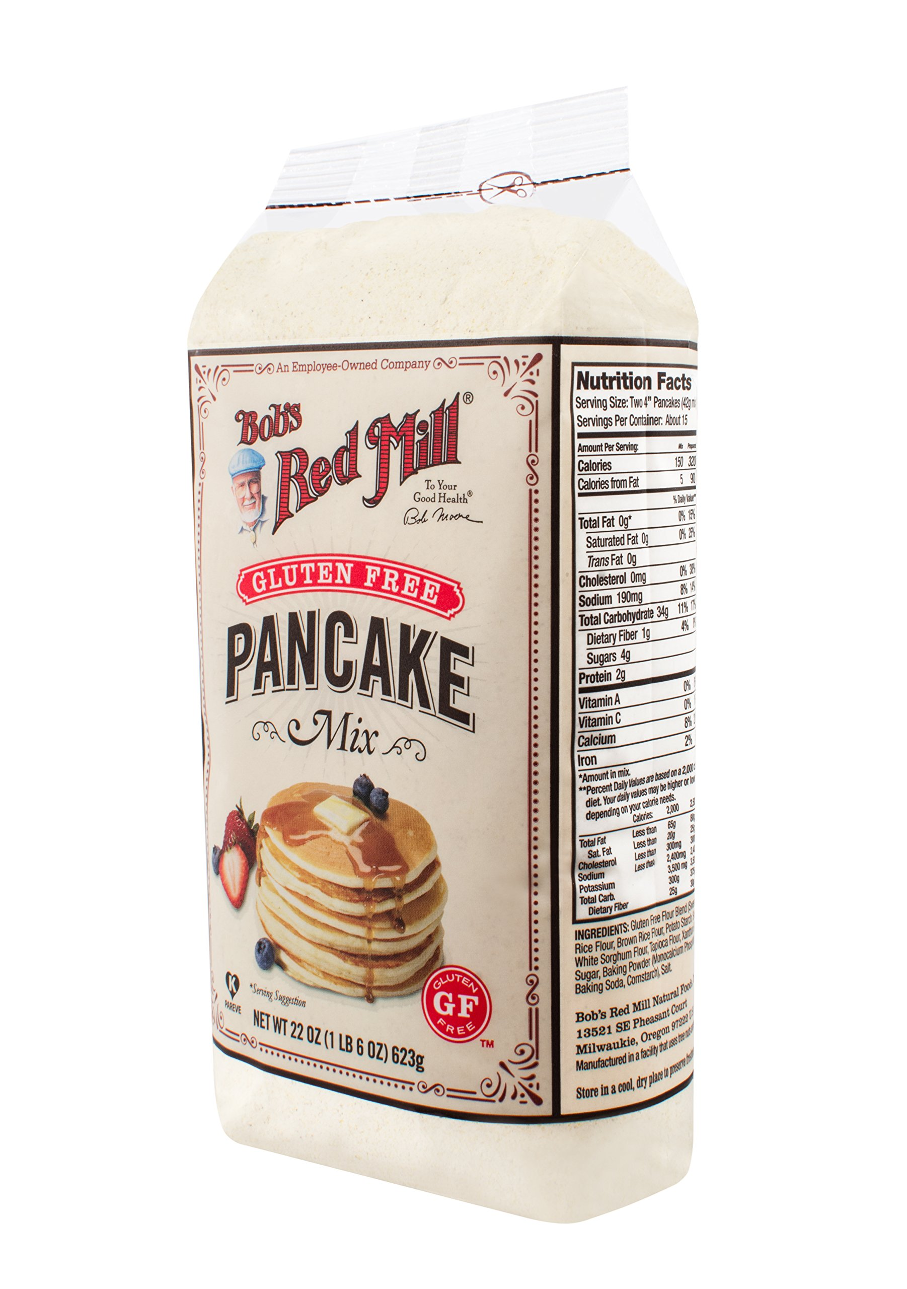 Bob's Red Mill, Pancake Mix, 22 oz by Bob's Red Mill (Image #6)