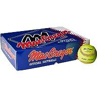 MacGregor Little League Softball, 12-inch (One Dozen)