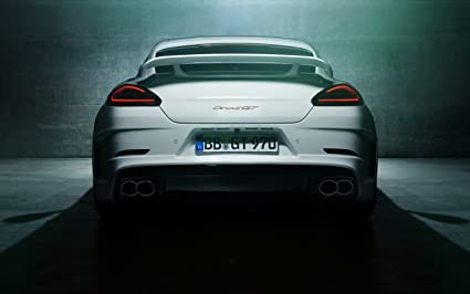 2014 Techart Porsche Panamera Turbo Grandgt 2 8X10 Photo