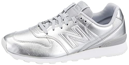New Balance Zapatillas WR 996 EN Plata: Amazon.es: Zapatos y complementos