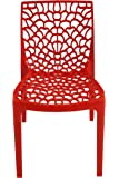Supreme Set of 6 Chairs (Red)