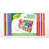 Crayola Pip-Squeaks Kids' Marker Collection, Washable Mini Markers, 64 Count