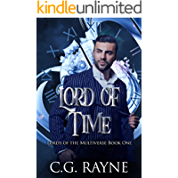 Lord of Time: A M/M Paranormal Romance (Lords of the Multiverse Book 1) book cover