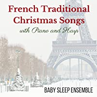 French Traditional Christmas Songs with Piano and Harp