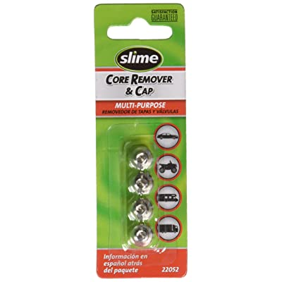 Slime 22052 Valve Core Remover and Valve Cap: Automotive