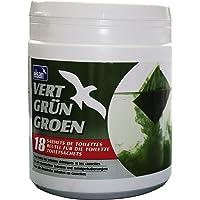 Elsan VE-S18 Produit Additif pour Toilettes Chimiques en Sachets Solubles Verts Set de 18