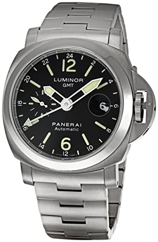 Panerai Luminor GMT pam00297 Gents Acero Correa de acero inoxidable para reloj: Panerai: Amazon.es: Relojes