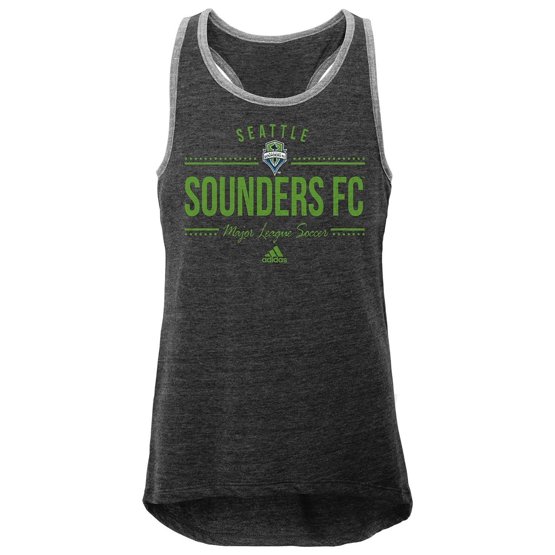 値引 MLS Seattle 12 Sounders FC Girls ) Honeycomb Lines Triblendタンク Girls、ブラック、M ( 10 – 12 ) B01N5W6LGI, 訳ありアウトレットGL:308eb01c --- a0267596.xsph.ru