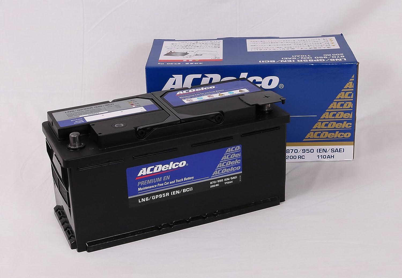 ACデルコ LN6 バッテリー B01N6RQCKV