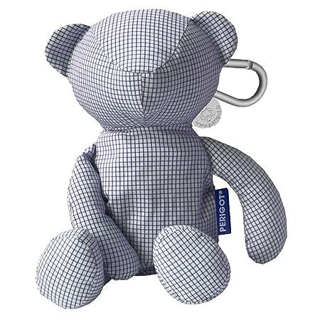 a3314f1d06b PERIGOT CUSP071 Dandy Cotton Bear Bag Shopper Medium  Amazon.co.uk  Kitchen    Home