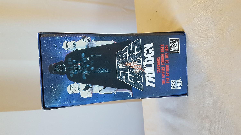Star Wars Trilogy (Spanish) [VHS]