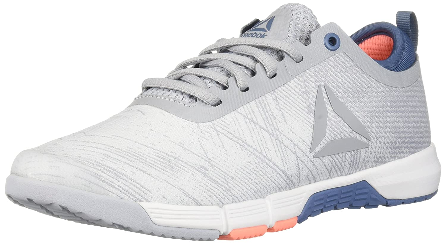Reebok Women's Speed Her Tr Cross Trainer B078DF8H85 10 B(M) US|Spirit White/Cloudgry/White/B