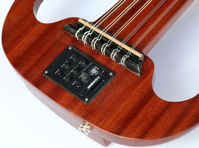 Turco eléctrico silencioso Oud UD instrumento de cuerda: Amazon.es: Instrumentos musicales