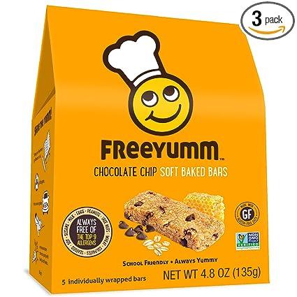 Barras de avena FreeYumm: Amazon.com: Grocery & Gourmet Food