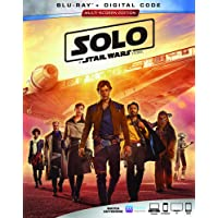 SOLO: A STAR WARS STORY [Blu-ray] (Bilingual)
