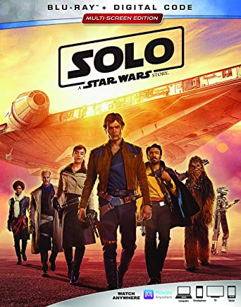 Solo: A Star Wars Story by Amazon