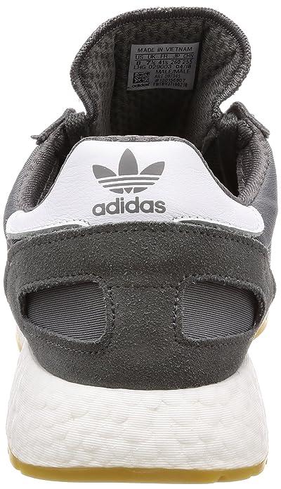 Amazon.com | adidas Originals Mens I-5923 Suede Sneakers Grey | Fashion Sneakers