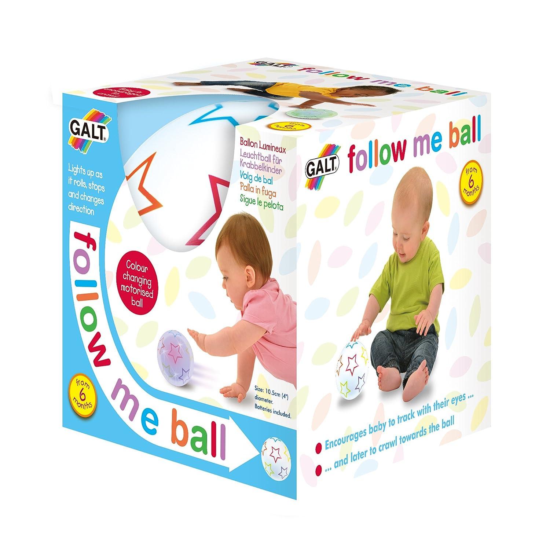 Galt Follow Me Boule Ramper jouet pour b/éb/és
