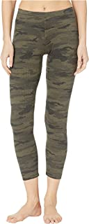 product image for Hard Tail Basic Ankle Leggings Olive MD 27