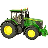 Tomy - 43089 - Tracteur - John Deere - 7230R - Échelle 1/32