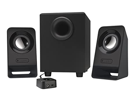 b93cb63024d Amazon.com  Logitech Multimedia 2.1 Speakers Z213 for PC and Mobile ...