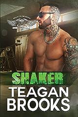 Shaker (Blackwings MC Book 5) Kindle Edition