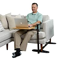 Stander Omni Tray Table, Work from Home Computer Desk, Laptop Lap Desk Station,...