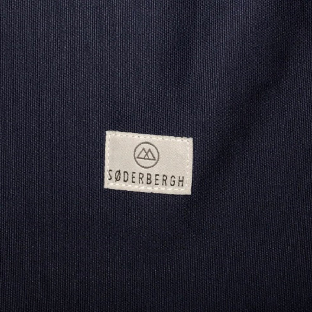 d433980afc SODERBERGH Sacs de sport Sac à dos sac en toile Hipster Unisexe Femme Homme  Enfant, Farbe:Blue