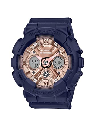 c2e582250d22 Image Unavailable. Image not available for. Color  Casio GMAS120MF-2A2 G-Shock  S Series ...