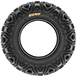 Set of 4 SunF Power.I AT 25x8-12 Front & 25x12-9
