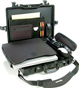 Pelican Products 1495-410-100 Pelican 1495CBI Computer Bottom Insert for 1495CC Series Laptop Cases (Black)