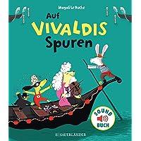 Soft-Touch-Soundbücher: Auf Vivaldis Spuren