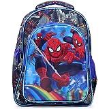 Best Shop Fabric 6 Ltr Blue School Backpack