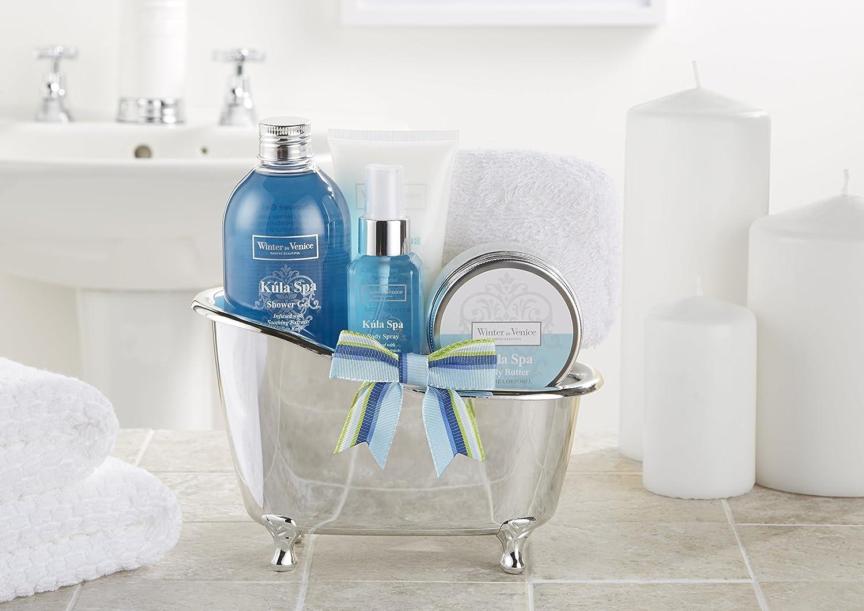 Winter in Venice - Kula Spa Bath Tub Gift Set: Amazon.co.uk: Beauty
