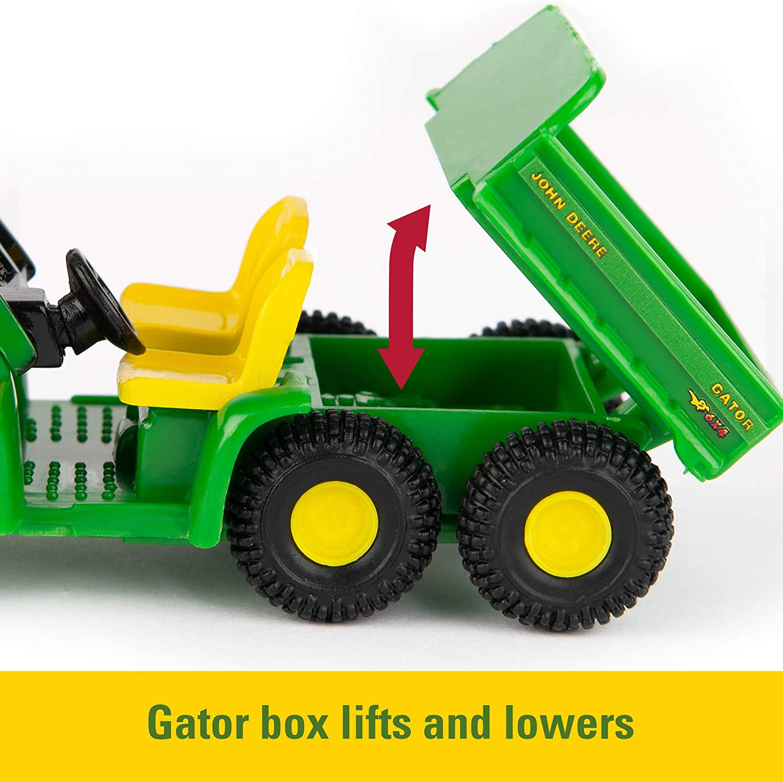 John Deere Value Set Farm Toy Machine Tractor Vehicle 1:64 Scale 70 PC