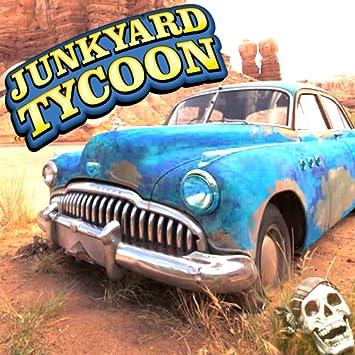 Junkyard Tycoon Car Business Simulation Game