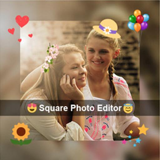 - Square Photo Editor