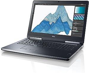 DELL PRECISION M7710 XEON E3 1505M 2.8GHZ QUADRO M3000M 4GB 32GB 2133MHZ FHD 1080P 512GB NVME SSD THUNDERBOLT 3 NX0198 (Renewed)